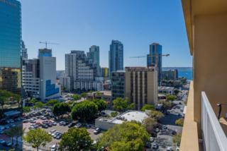 350 W Ash Street #1009, San Diego, CA 92101 (#170014939) :: California Real Estate Direct