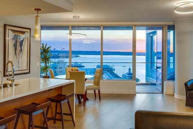 888 W E Street #1401, San Diego, CA 92101 (#200032489) :: Neuman & Neuman Real Estate Inc.