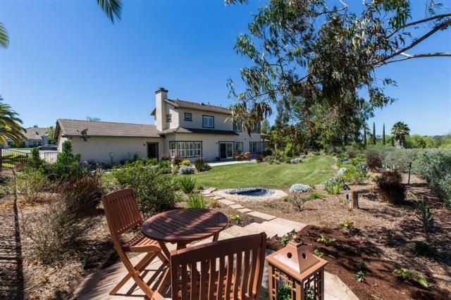 1312 Meredith  Road, Fallbrook, CA 92028 (#180052258) :: Keller Williams - Triolo Realty Group