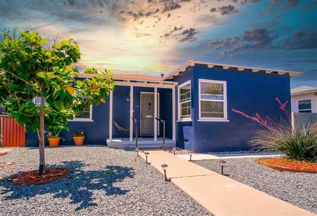 4386 56th St, San Diego, CA 92115 (#200018674) :: Keller Williams - Triolo Realty Group