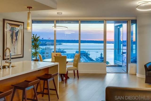 888 W E Street #1401, San Diego, CA 92101 (#200032489) :: Cay, Carly & Patrick | Keller Williams