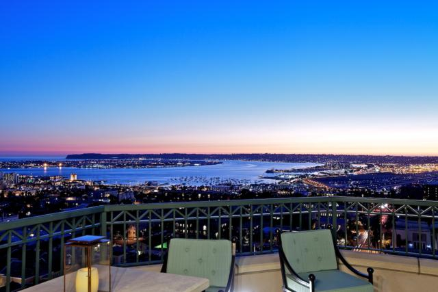 2500 6th Avenue Penthouse 7, San Diego, CA 92103 (#180023118) :: Jacobo Realty Group