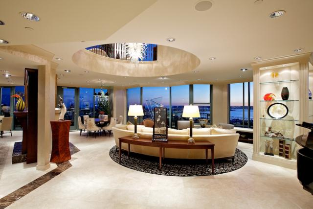 2500 6th Avenue Penthouse 7, San Diego, CA 92103 (#180023118) :: KRC Realty Services