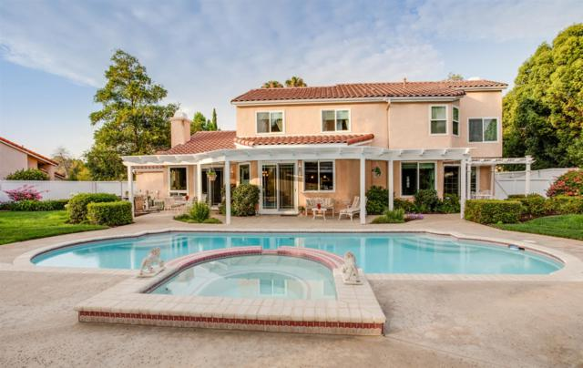 15832 Cumberland Dr, Poway, CA 92064 (#180039654) :: The Yarbrough Group