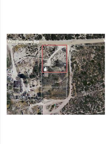 Tierra Del Sol & Worthington #07, Boulevard, CA 91905 (#160006191) :: Keller Williams - Triolo Realty Group
