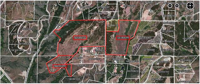 0000 Via Ranchitos #000, Fallbrook, CA 92028 (#170002337) :: Keller Williams - Triolo Realty Group