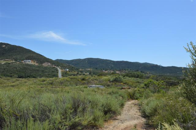 8.89 Ac. Standing Rock Rd. #13, Jamul, CA 91935 (#170023731) :: Keller Williams - Triolo Realty Group