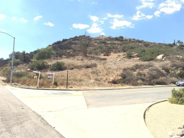 0000 Quail Canyon Rd A, El Cajon, CA 92021 (#170024004) :: The Yarbrough Group