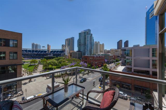 427 9th Avenue #403, San Diego, CA 92101 (#170027844) :: Teles Properties - Ruth Pugh Group