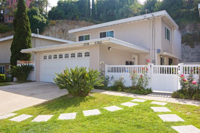 3780 Dove St, San Diego, CA 92103 (#170029386) :: Neuman & Neuman Real Estate Inc.