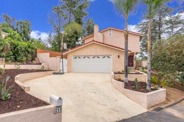 215 Vista Grande Glen, Escondido, CA 92025 (#170029572) :: Coldwell Banker Residential Brokerage