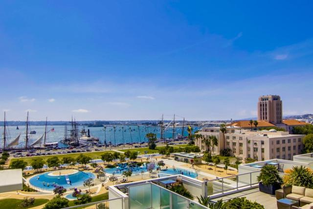 1431 Pacific Highway #608, San Diego, CA 92101 (#170030085) :: The Yarbrough Group