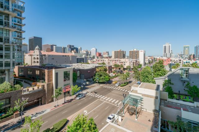 555 Front Street #701, San Diego, CA 92101 (#170030516) :: PacifiCal Realty Group