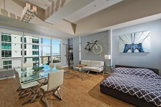 350 W Ash Street #906, San Diego, CA 92101 (#170030928) :: Neuman & Neuman Real Estate Inc.