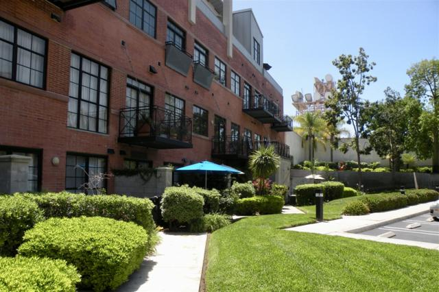 3940 7th #112, San Diego, CA 92103 (#170031903) :: Whissel Realty