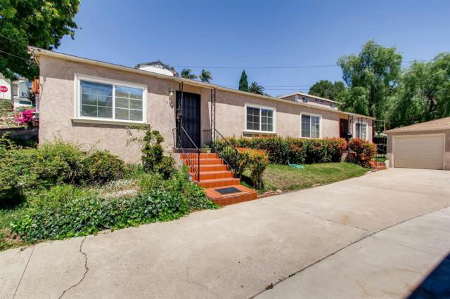 1916-1918 Florida Ct, San Diego, CA 92104 (#170032051) :: Whissel Realty