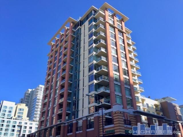427 9Th Ave #1002, San Diego, CA 92101 (#170032145) :: Teles Properties - Ruth Pugh Group