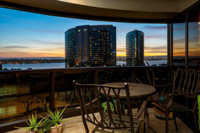 100 Harbor Drive #1405, San Diego, CA 92101 (#170032292) :: Neuman & Neuman Real Estate Inc.