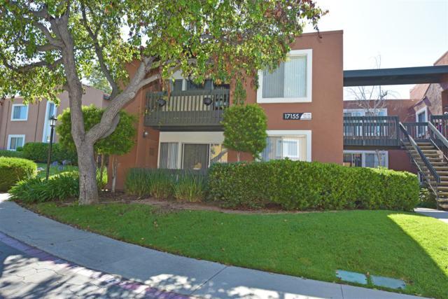 17155 W Bernardo Dr #106, San Diego, CA 92127 (#170032300) :: Teles Properties - Ruth Pugh Group