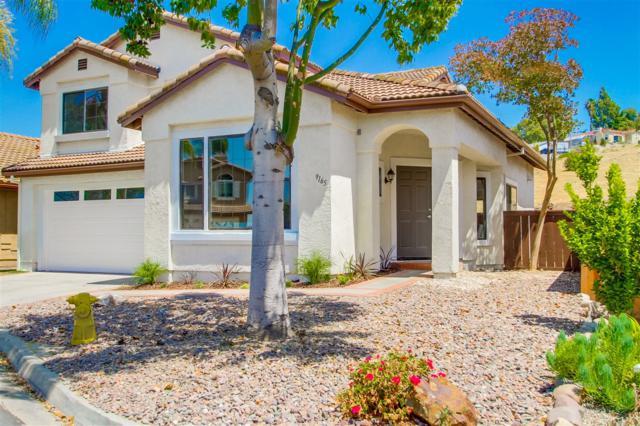9165 Paseo Cresta, Santee, CA 92071 (#170032381) :: Teles Properties - Ruth Pugh Group