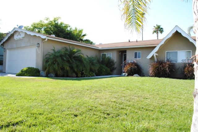 8354 Stansbury St, Spring Valley, CA 91977 (#170032388) :: Teles Properties - Ruth Pugh Group