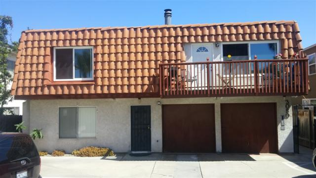 3050 Suncrest Drive #9, San Diego, CA 92116 (#170032431) :: Whissel Realty