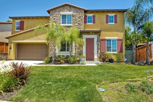 5504 Claret St, Santee, CA 92071 (#170032446) :: Teles Properties - Ruth Pugh Group