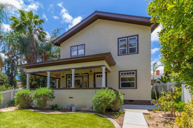 3714 8th Avenue, San Diego, CA 92103 (#170032453) :: Whissel Realty
