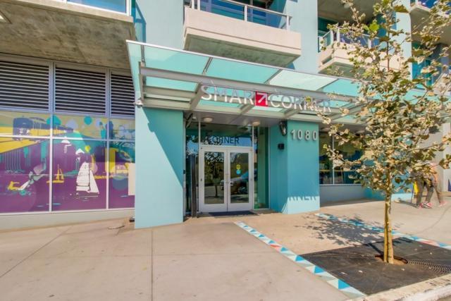 1080 Park Blvd #1206, San Diego, CA 92101 (#170032623) :: Neuman & Neuman Real Estate Inc.
