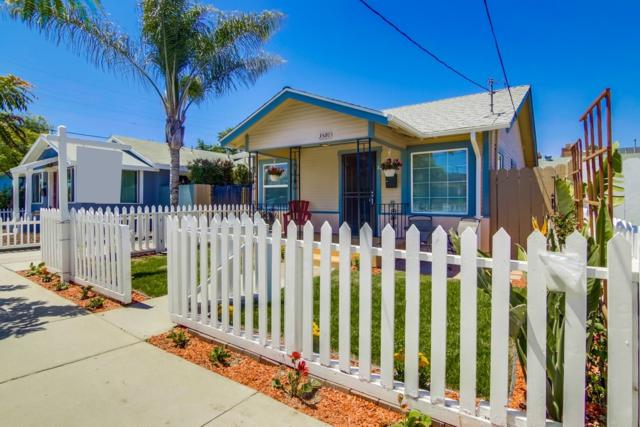 3580 Madison Ave, San Diego, CA 92116 (#170032661) :: PacifiCal Realty Group