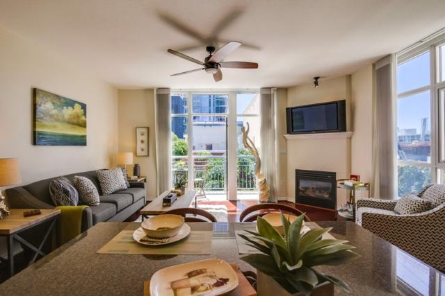 1240 India St #516, San Diego, CA 92101 (#170032711) :: The Yarbrough Group