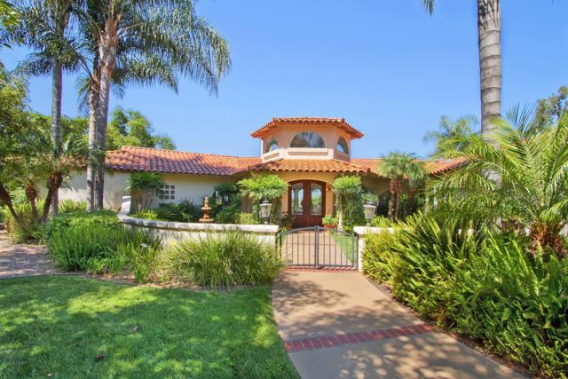 2969 Los Campos, Fallbrook, CA 92028 (#170032750) :: The Marelly Group | Realty One Group