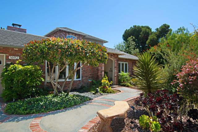 1692 Burgundy Rd, Encinitas, CA 92024 (#170032825) :: The Marelly Group | Realty One Group