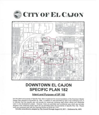 401 W Main Street, El Cajon, CA 92020 (#170032889) :: PacifiCal Realty Group