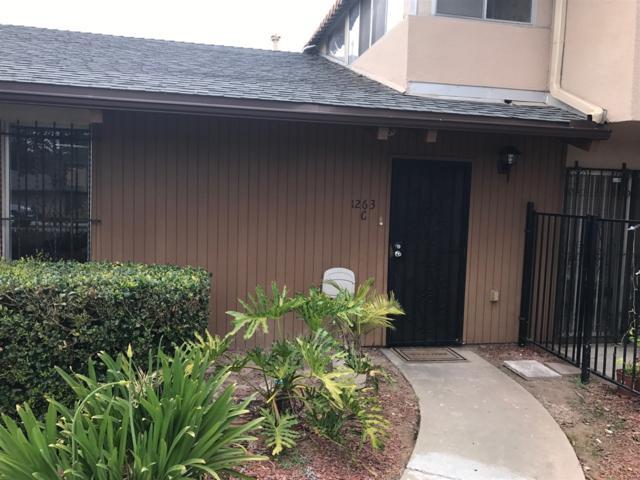 1263 Oakdale Ave. C, El Cajon, CA 92021 (#170032937) :: Whissel Realty