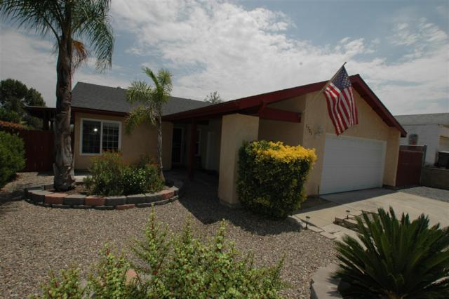 1731 Jasmine St, El Cajon, CA 92021 (#170032976) :: Whissel Realty