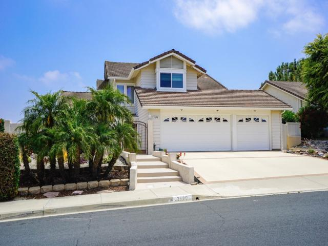 2600 La Golondrina St., Carlsbad, CA 92009 (#170033015) :: PacifiCal Realty Group