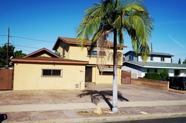 764 Applewood Dr, El Cajon, CA 92021 (#170033081) :: Whissel Realty