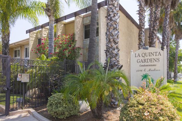 1386 E E Madison Ave #13, El Cajon, CA 92021 (#170033101) :: Whissel Realty