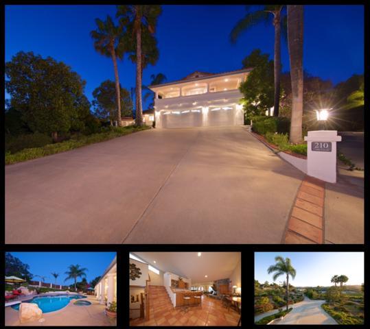 210 Calle Linda, Fallbrook, CA 92028 (#170033480) :: Allison James Estates and Homes