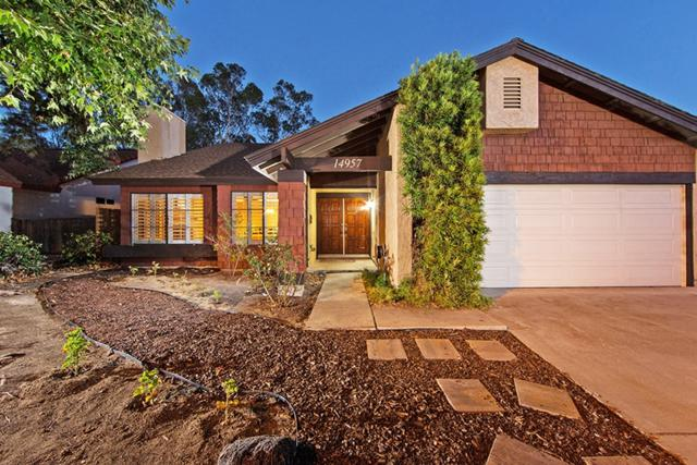 14957 Amso St, Poway, CA 92064 (#170037180) :: Coldwell Banker Residential Brokerage