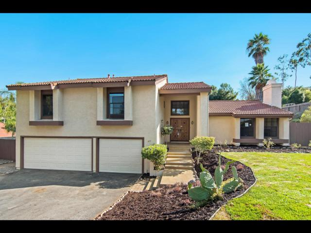 431 Avenida Adobe, Escondido, CA 92029 (#170037276) :: Coldwell Banker Residential Brokerage