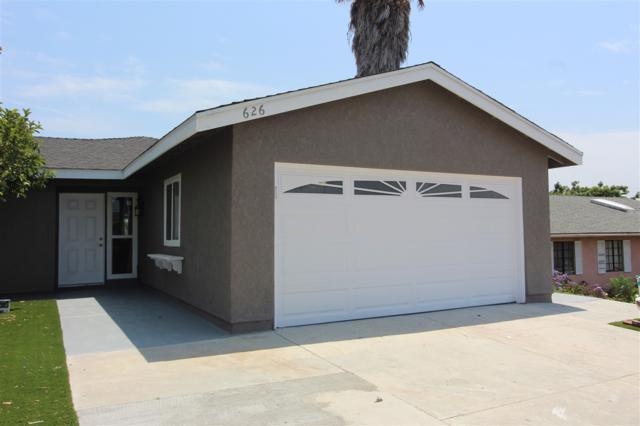 626 Parker St, Oceanside, CA 92057 (#170038511) :: Hometown Realty
