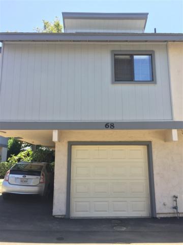 2135 E E Valley Pkwy #68, Escondido, CA 92027 (#170038596) :: Coldwell Banker Residential Brokerage