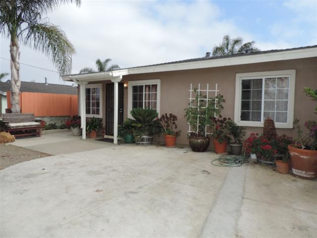 1750 Kraft St, Oceanside, CA 92058 (#170038620) :: Coldwell Banker Residential Brokerage