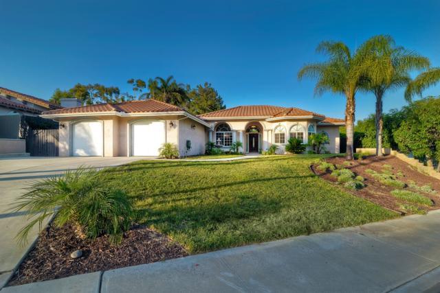 464 Old Via Rancho Dr, Escondido, CA 92029 (#170038651) :: Coldwell Banker Residential Brokerage