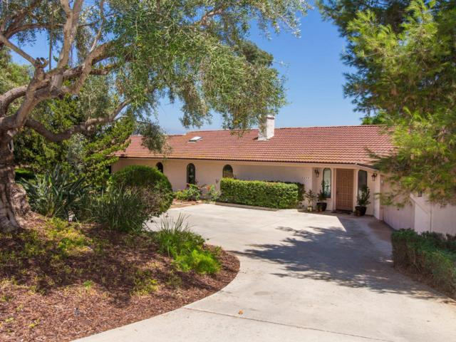 2377 Via Del Aquacate, Fallbrook, CA 92028 (#170038697) :: Coldwell Banker Residential Brokerage