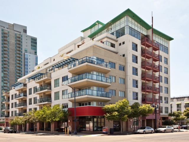 875 #409 G Street, San Diego, CA 92101 (#170038715) :: Coldwell Banker Residential Brokerage