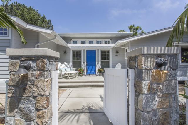 683 Glenmont Drive, Solana Beach, CA 92075 (#170038803) :: Klinge Realty