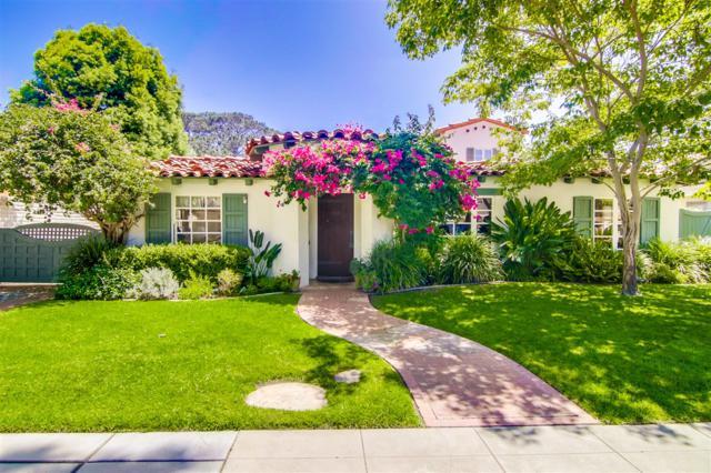 711 Margarita Ave, Coronado, CA 92118 (#170038942) :: California Real Estate Direct